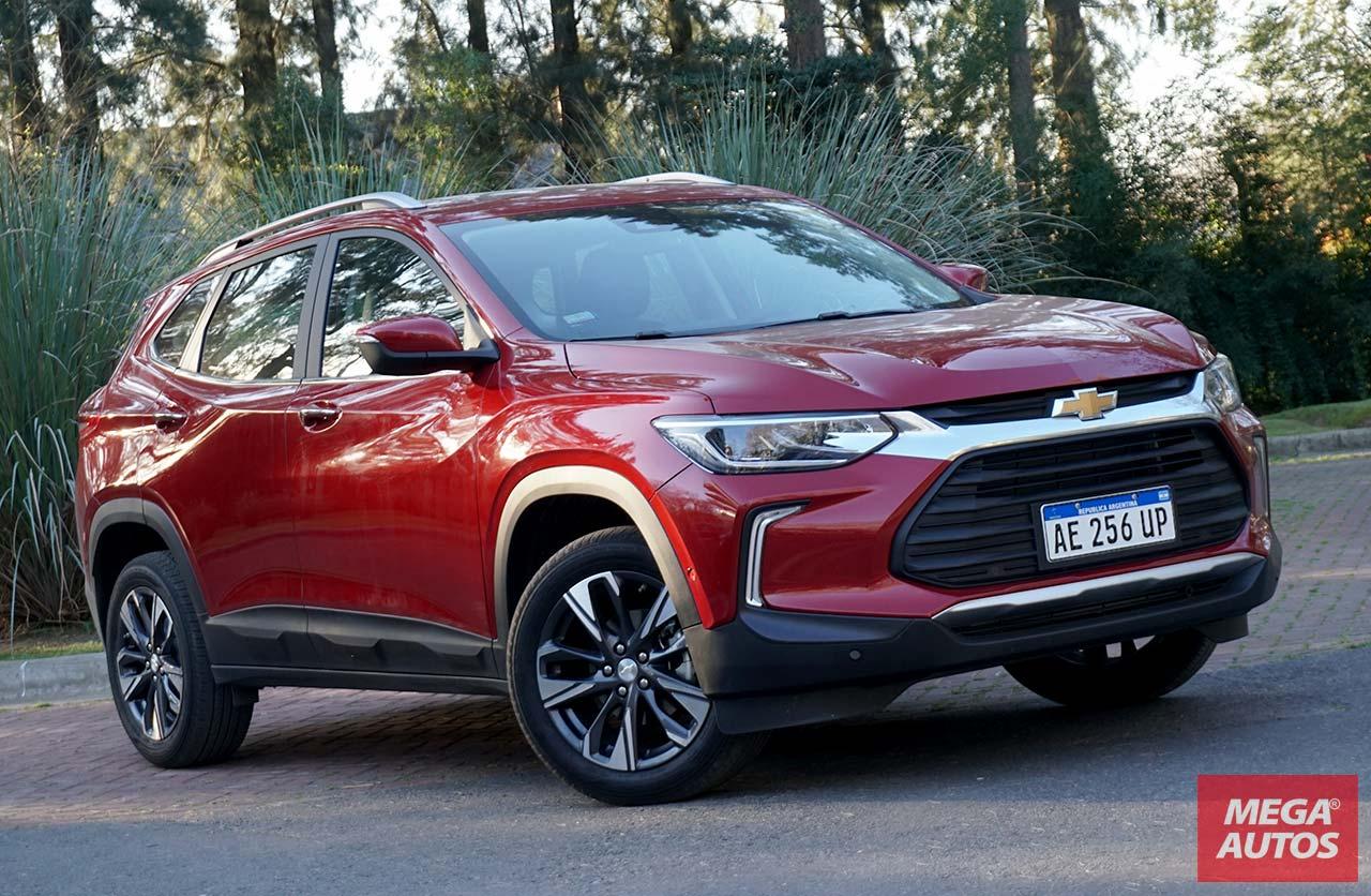 Nueva Chevrolet Tracker 1.2 Premier