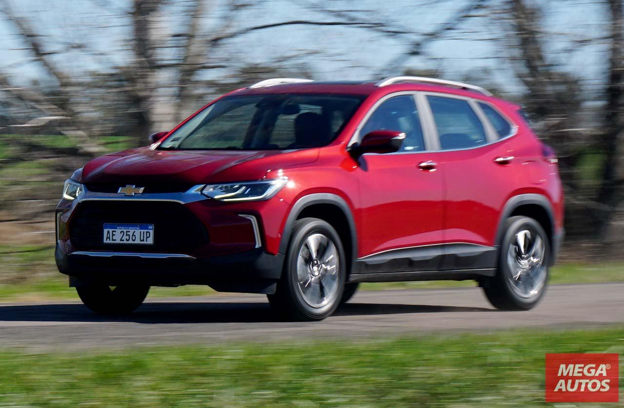A prueba: nueva Chevrolet Tracker