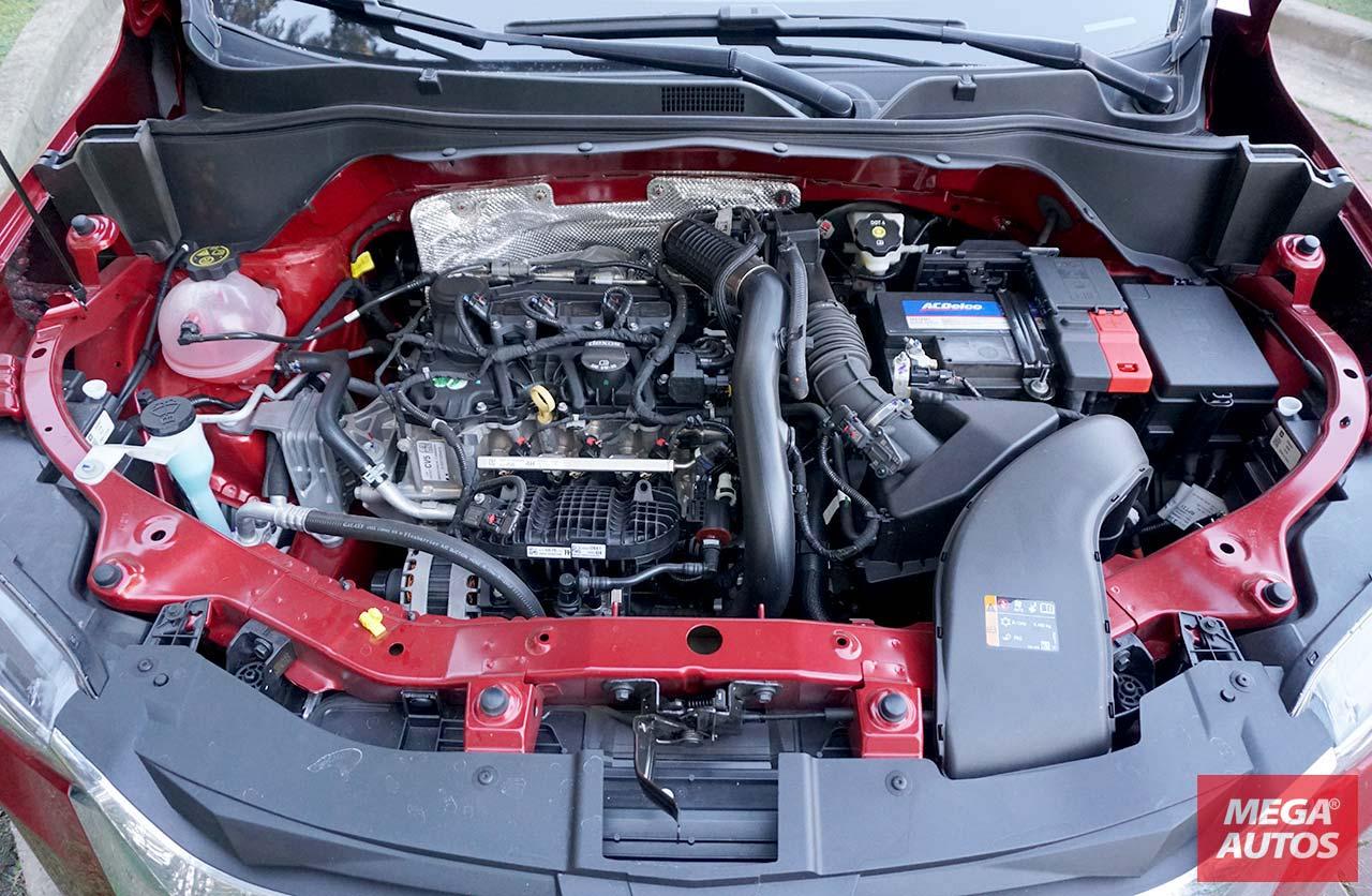 Motor Nueva Chevrolet Tracker