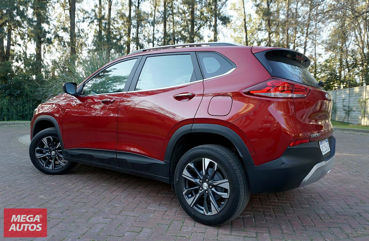 Nueva Chevrolet Tracker 1.2 Turbo Premier