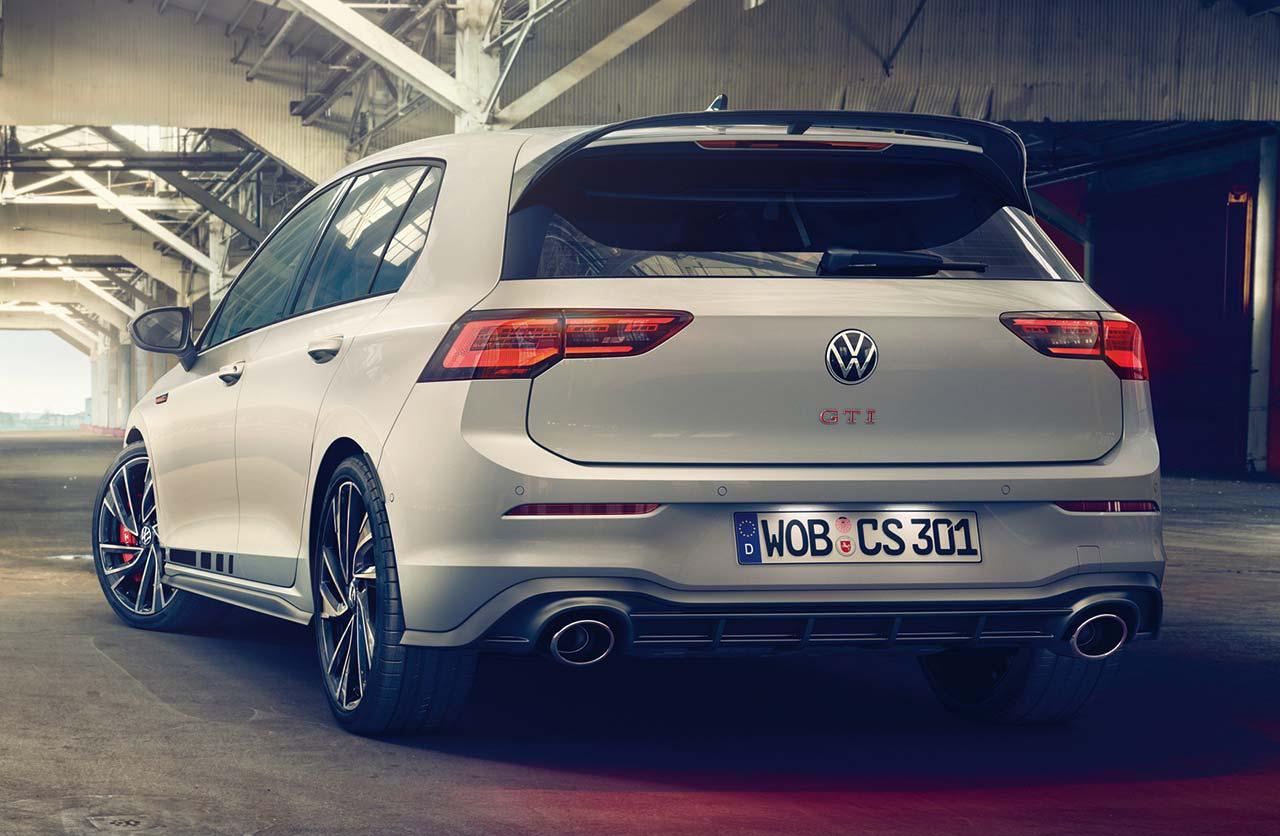 Nuevo Volkswagen Golf GTI Clubsport