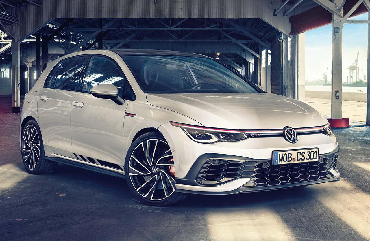 Volkswagen Golf GTI, también Clubsport