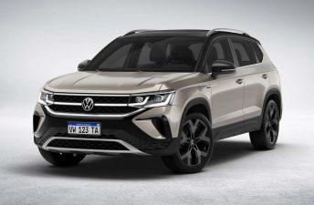 Cómo es el Volkswagen Taos argentino