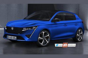 Se viene el nuevo Peugeot 308