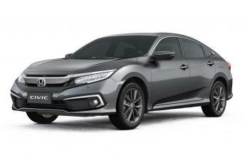 Más equipamiento para el Honda Civic 2021