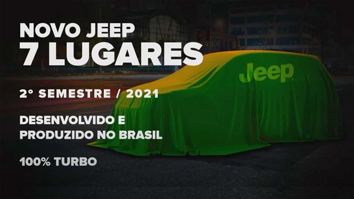 Nuevo Jeep 7 plazas