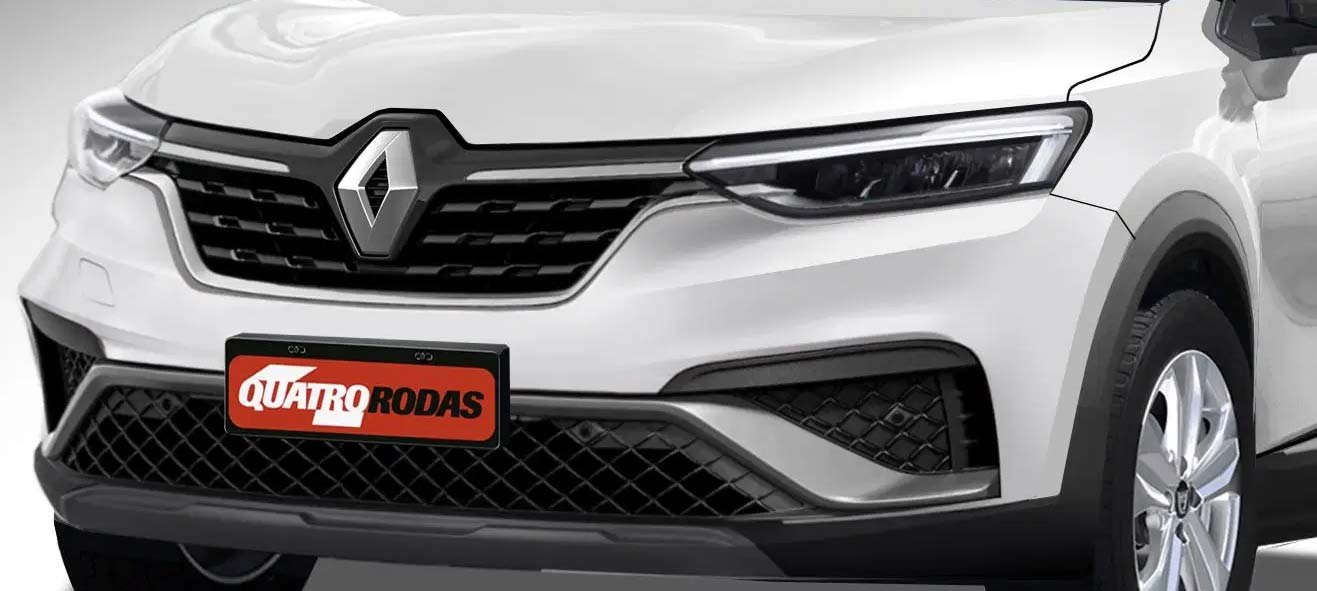 Nuevo SUV Renault proyecto HJF