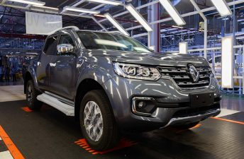 La Renault Alaskan ya es argentina
