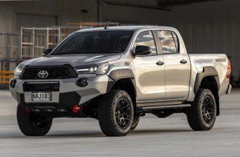 Hilux Mako, la respuesta de Toyota a la Ranger Raptor