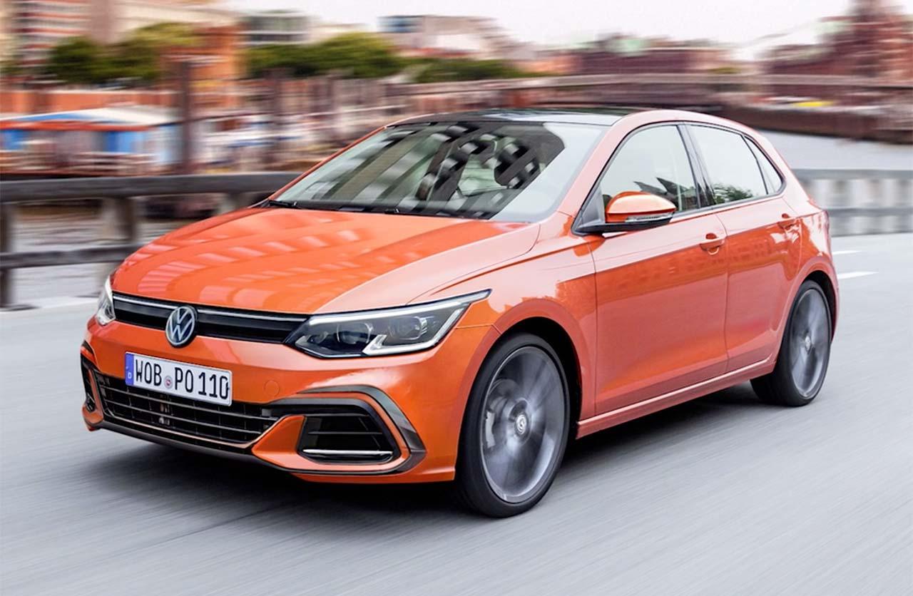 """El Volkswagen Polo, ¿con """"cara"""" de Golf?"""