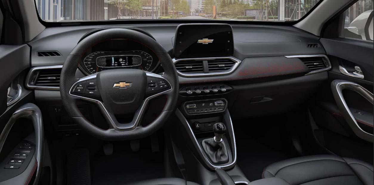 Interior Chevrolet Groove