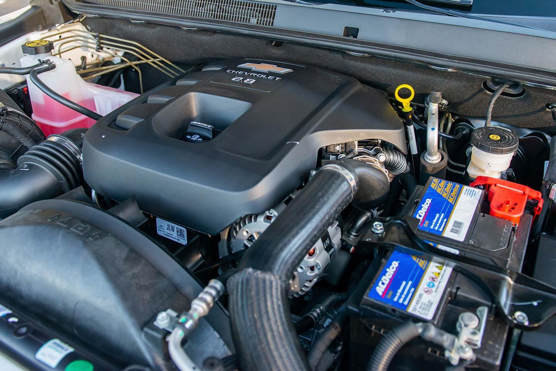 Motor Nueva Chevrolet S10 (2021)