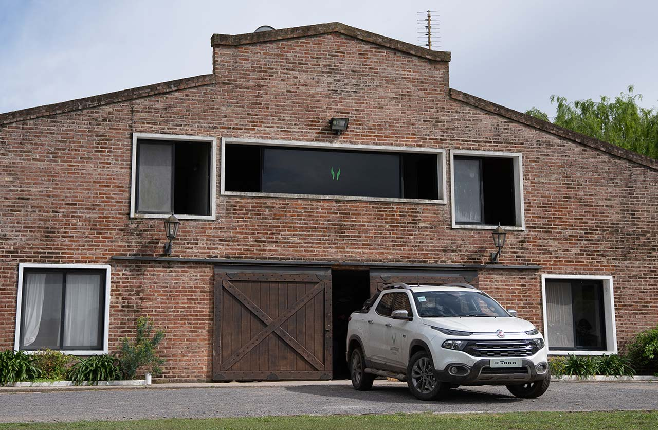 Fiat Toro Ranch