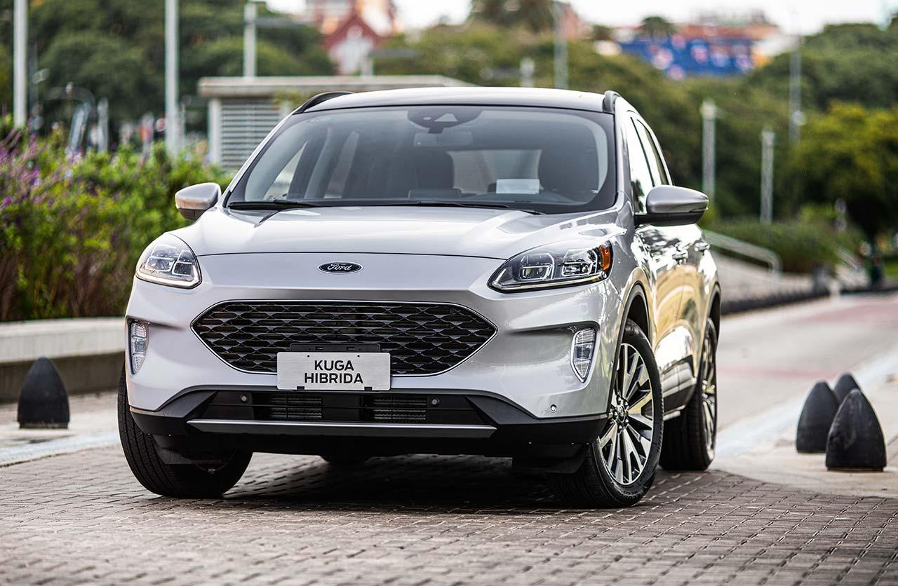Nueva Ford Kuga Titanium