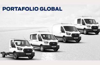Ford fabricará la Transit en Uruguay