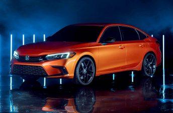 Nueva generación para el Honda Civic