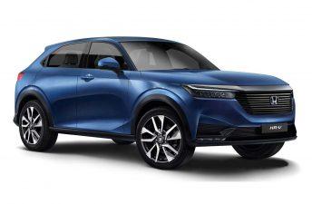 Nuevo anticipo de la próxima Honda HR-V