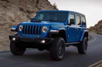 Así es el nuevo Jeep Wrangler con motor V8