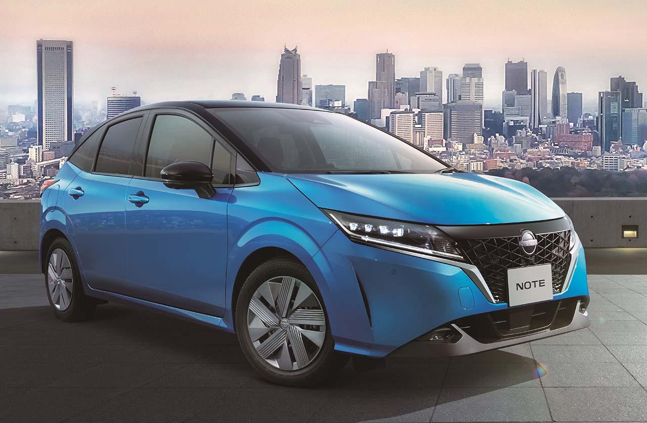 Nueva generación para el Nissan Note