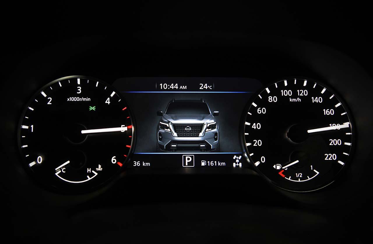 Tablero Nueva Nissan Frontier 2021
