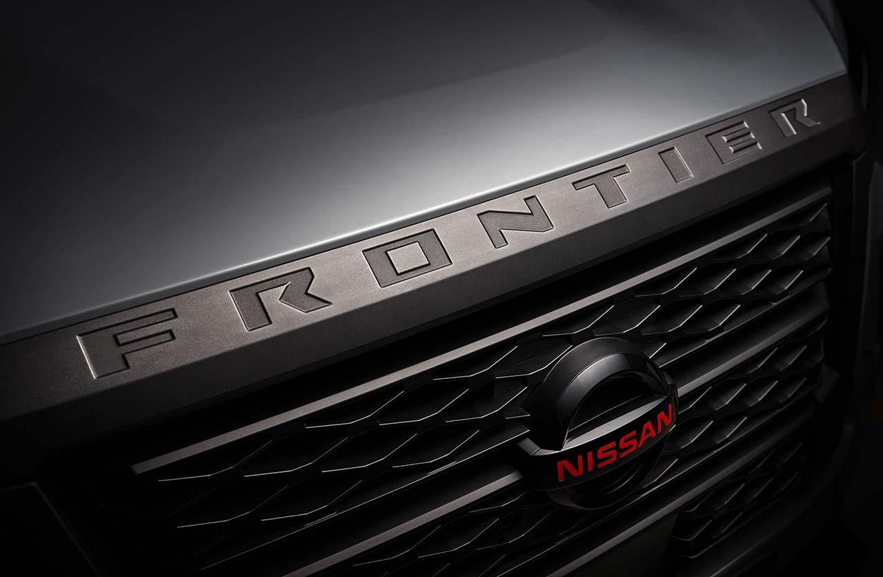 Nueva Nissan Frontier Pro-4X 2021