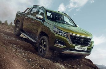 Peugeot prepara la Landtrek para la región