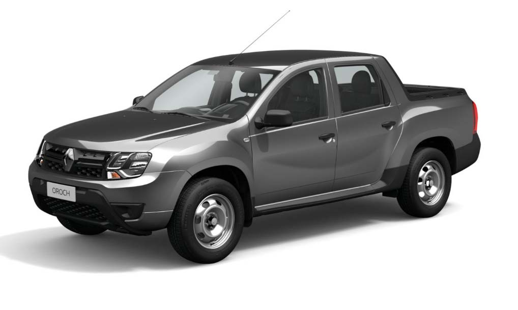 Renault Duster Oroch Profesional