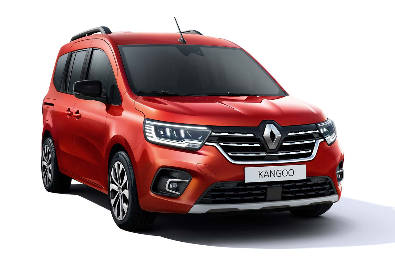 Nueva Renault Kangoo Combi 2021