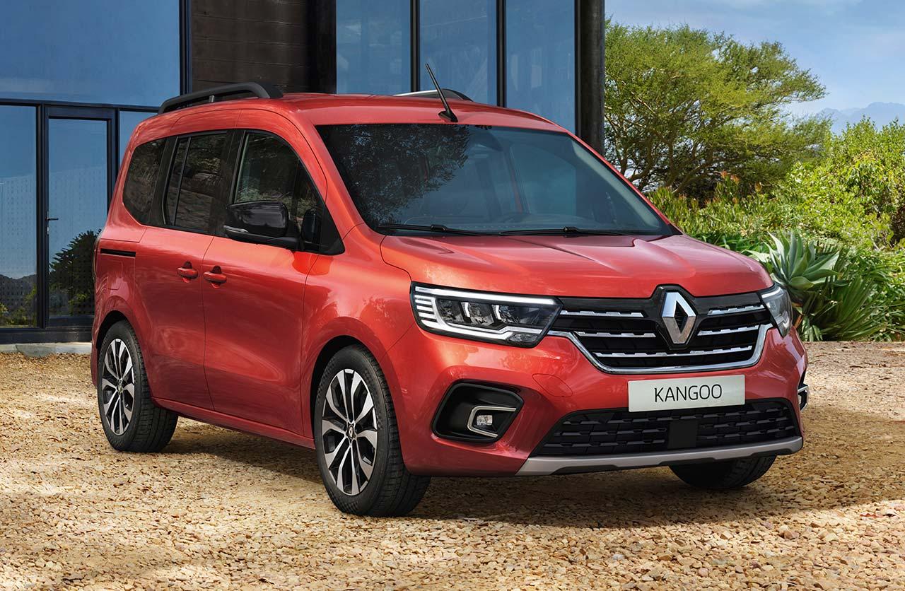 La Renault Kangoo estrenó generación