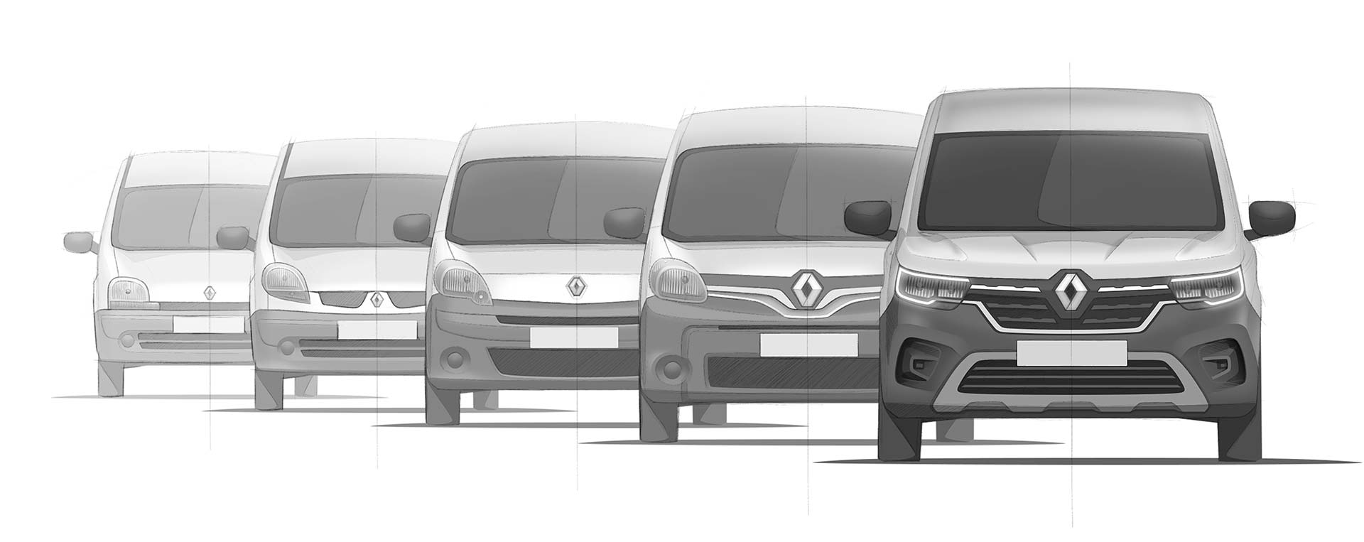 Nueva generación Renault Kangoo (2021)