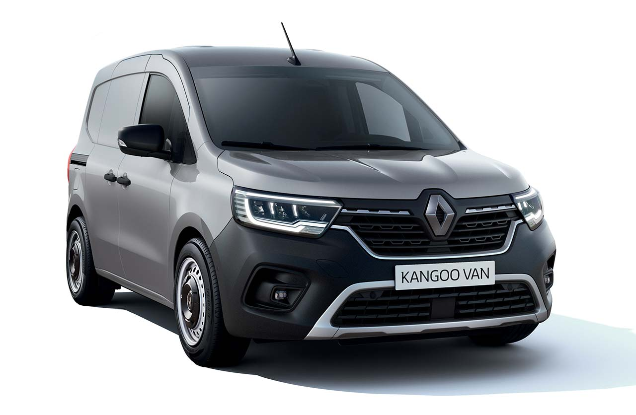 Nueva Renault Kangoo Furgón 2021