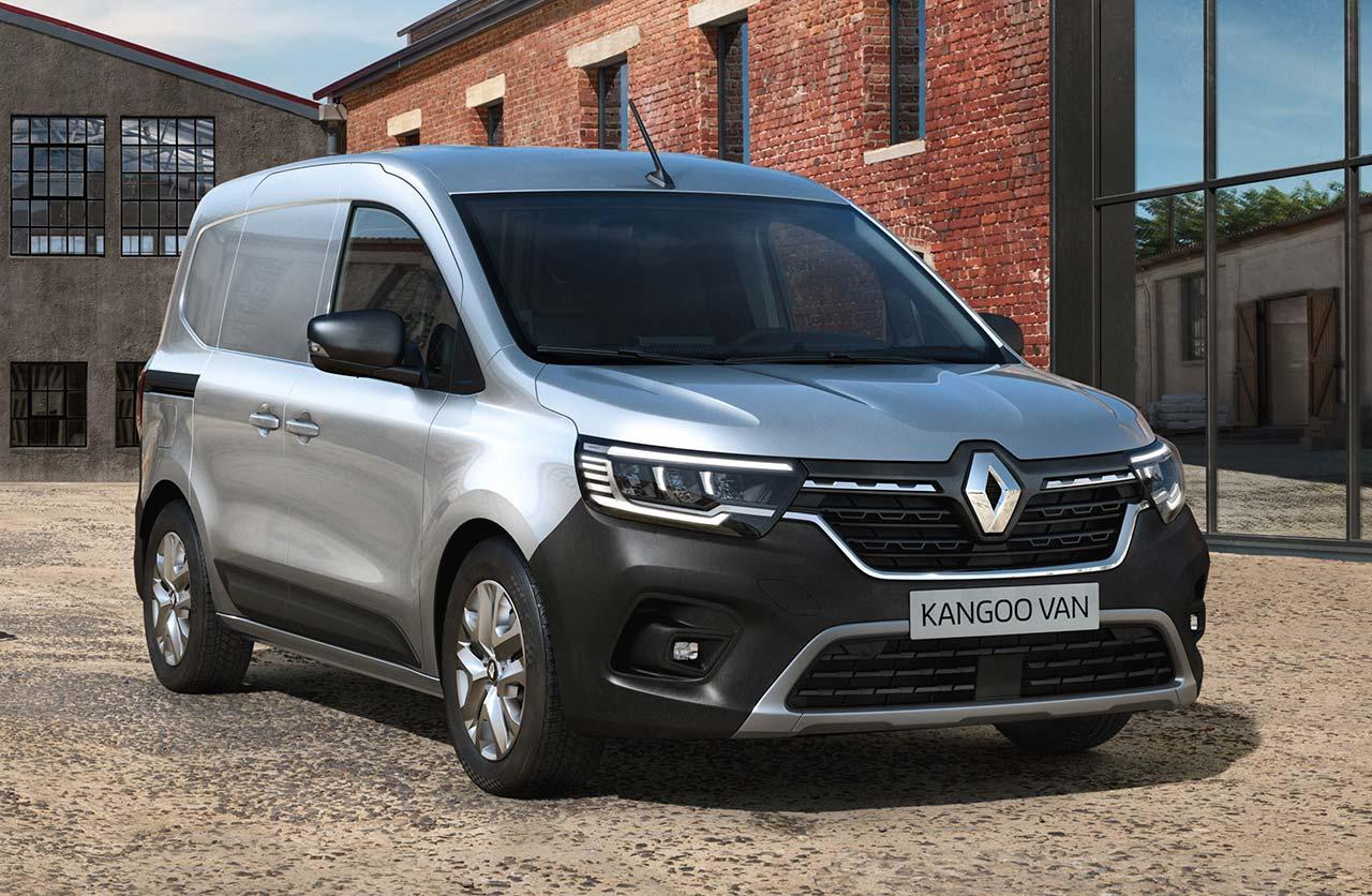 Nueva Renault Kangoo 2021