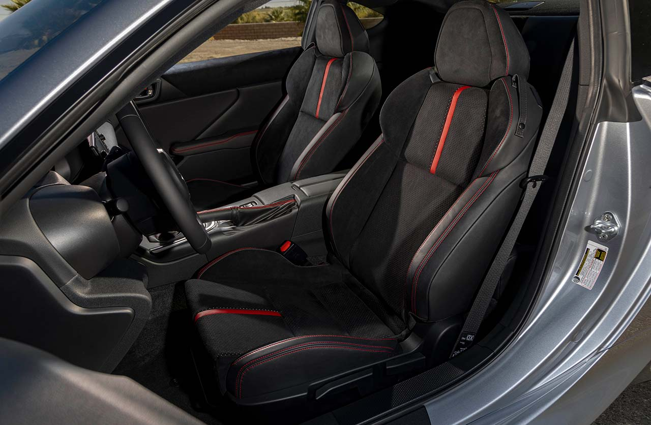 Butacas Subaru BRZ 2022