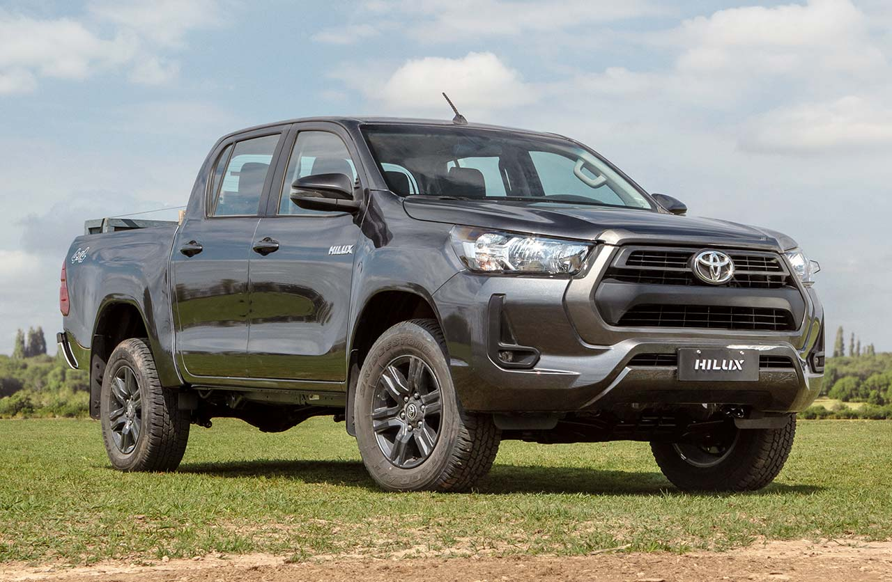 Toyota lanzó la Hilux 2021 en Argentina
