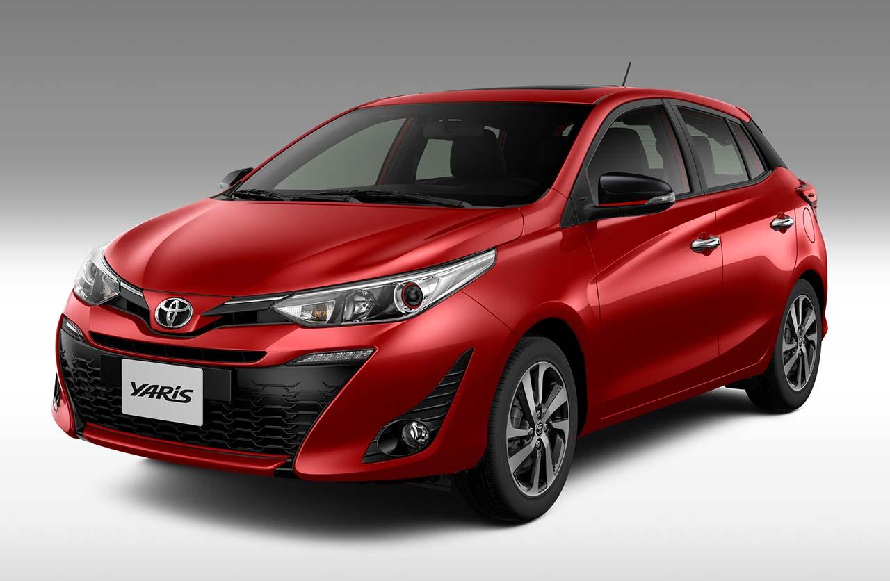 Toyota Yaris 2021: qué cambió