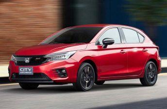 El nuevo Honda City sumó el Hatchback
