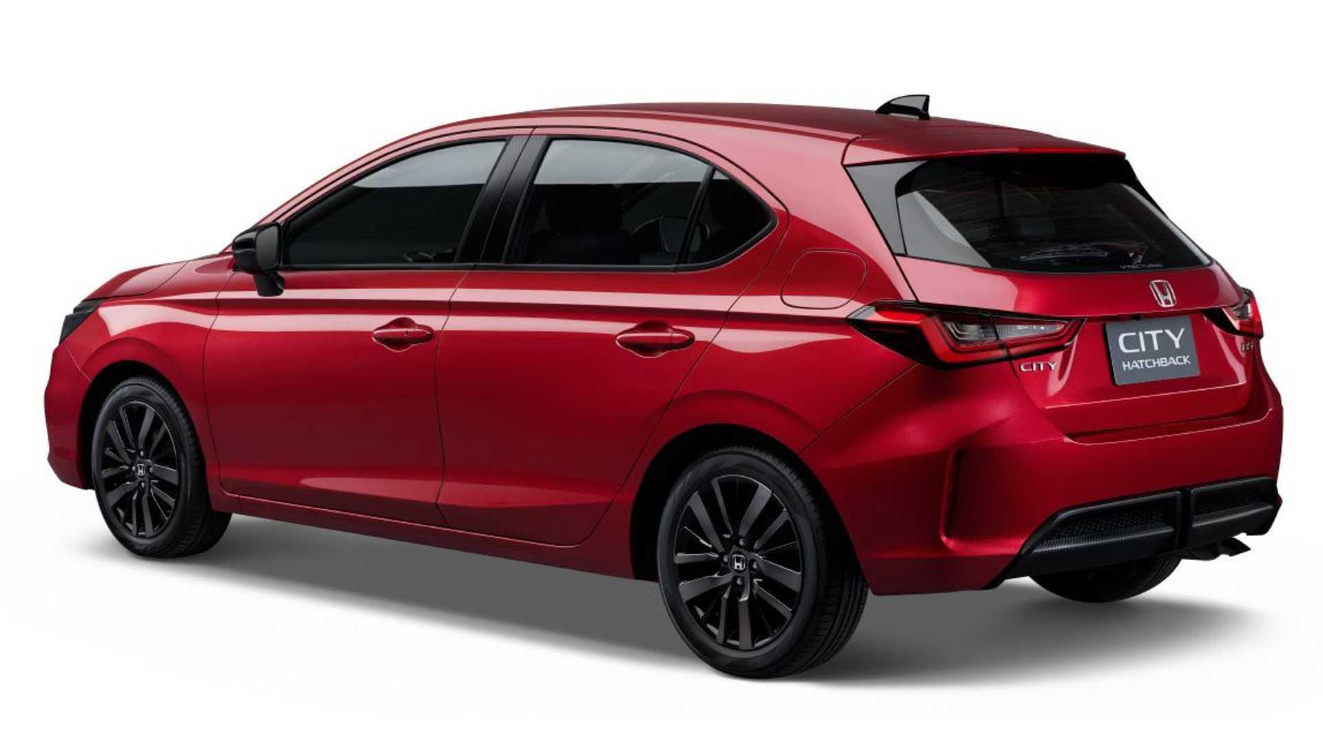 Nuevo Honda City Hatchback