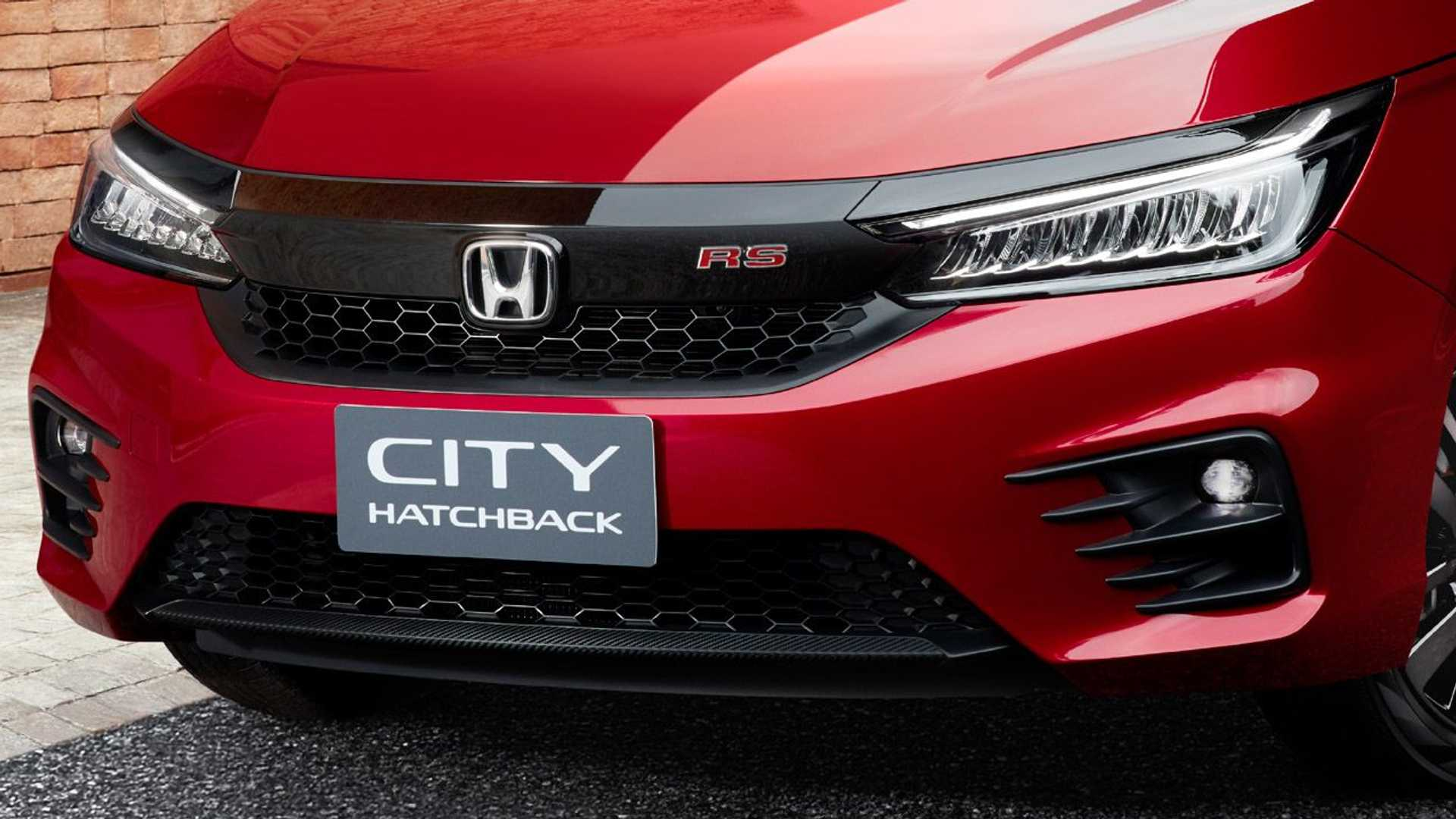 Nuevo Honda City Hatchback RS