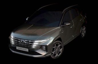 Hyundai Tucson N Line: con imagen deportiva