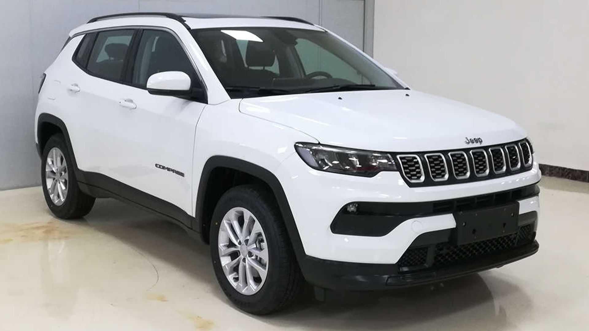 Nuevo Jeep Compass 2022