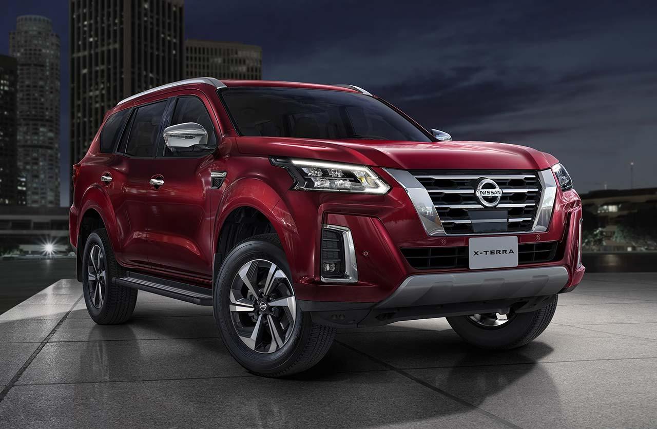 Nissan X-Terra: el SUV de la Frontier se actualiza