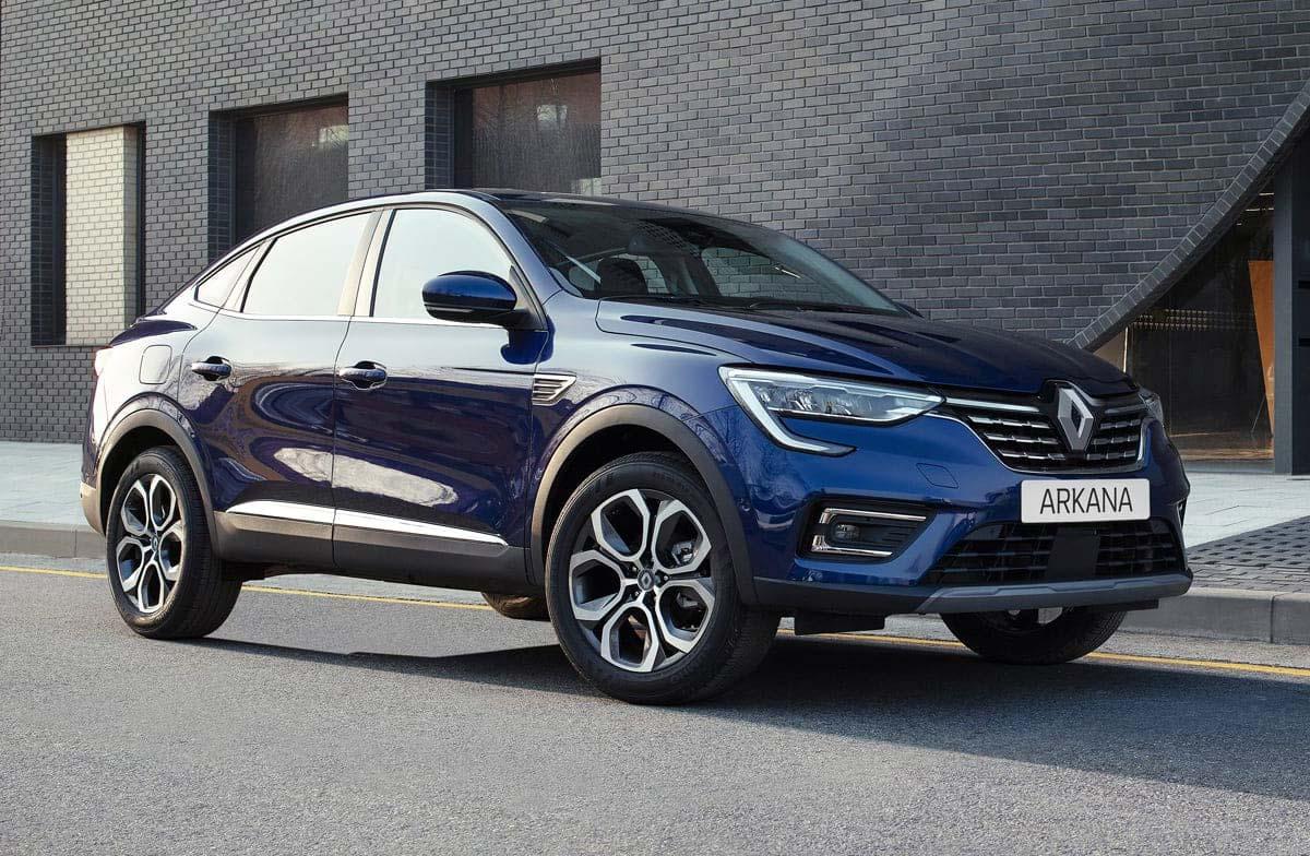 Nuevo SUV Renault Arkana