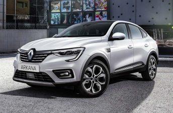 El Renault Arkana llegó a Sudamérica