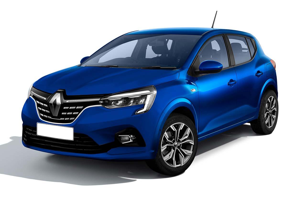 Nuevo Renault Sandero regional proyección