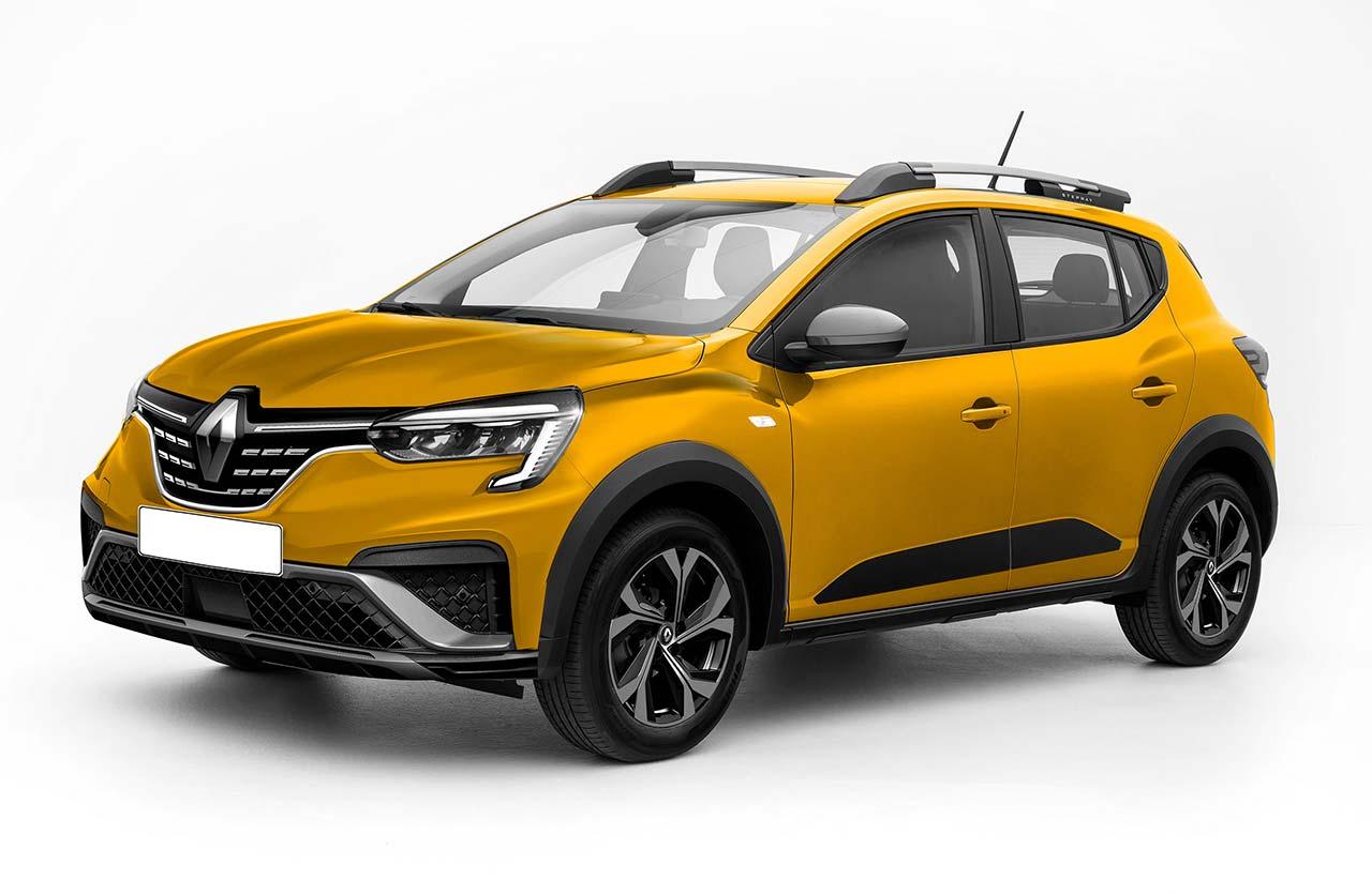 Nuevo Renault Stepway regional proyección