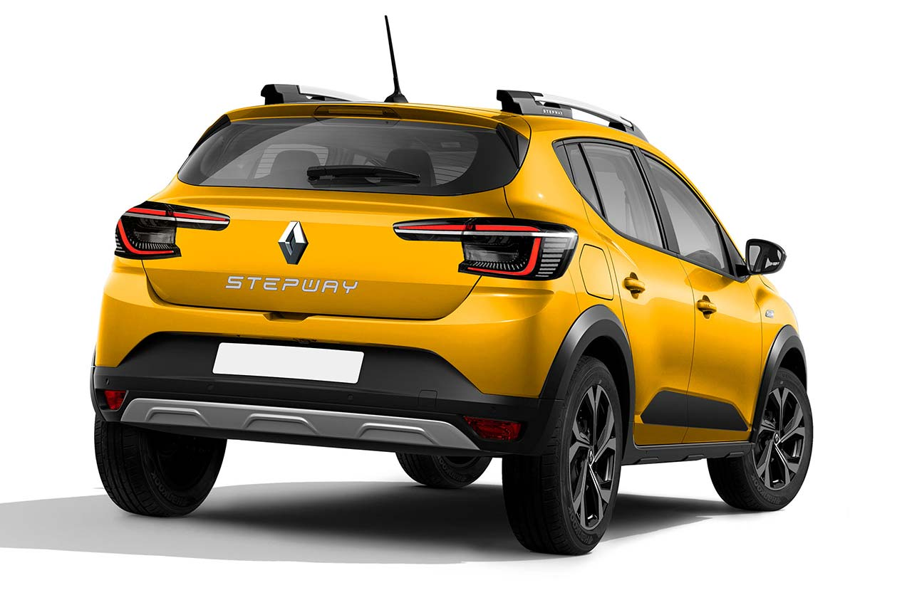 Nuevo Renault Stepway proyección