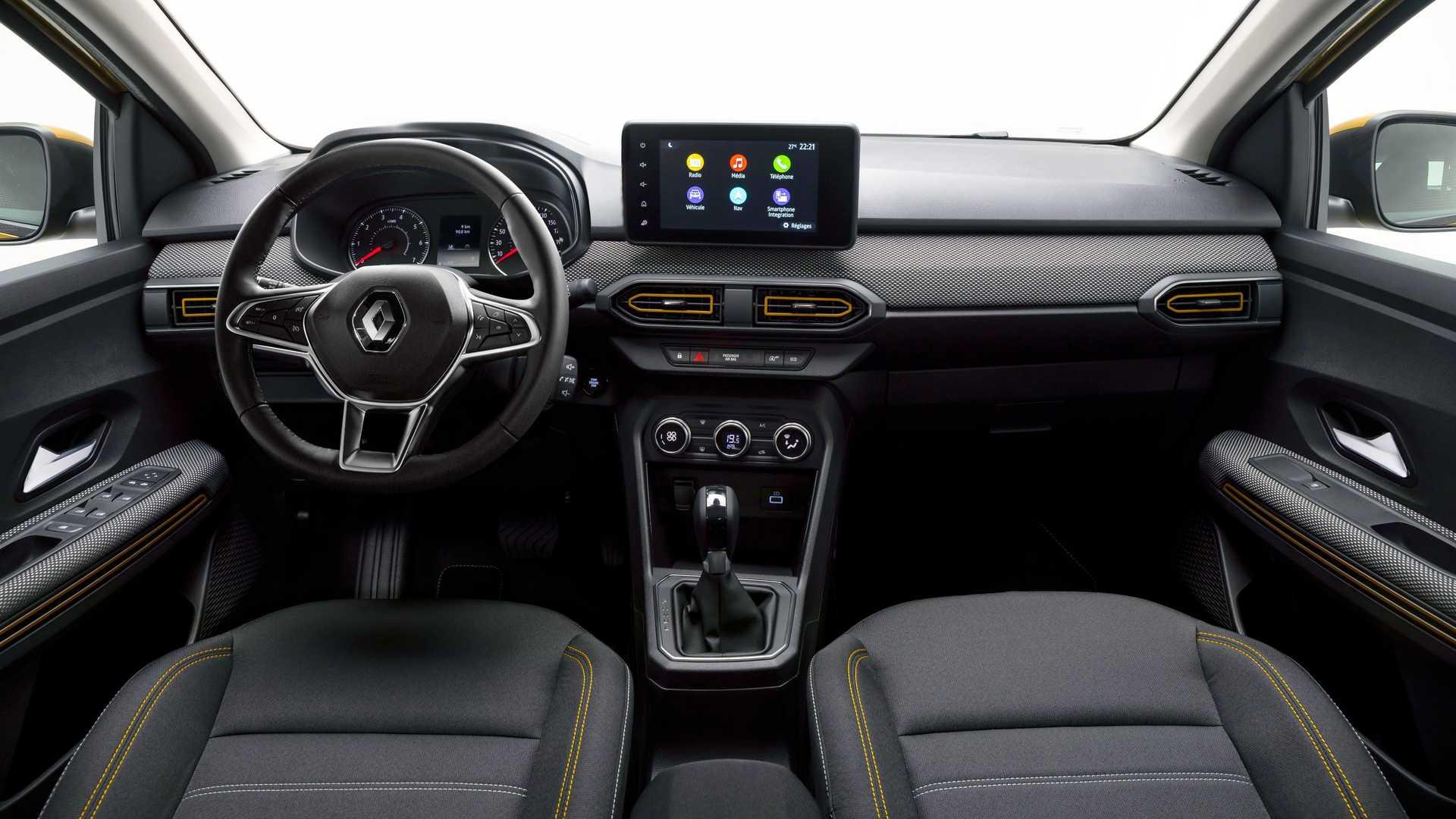 Interior nuevos Renault regionales