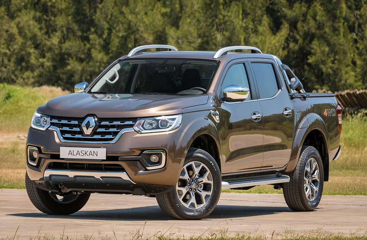 camioneta Renault Alaskan