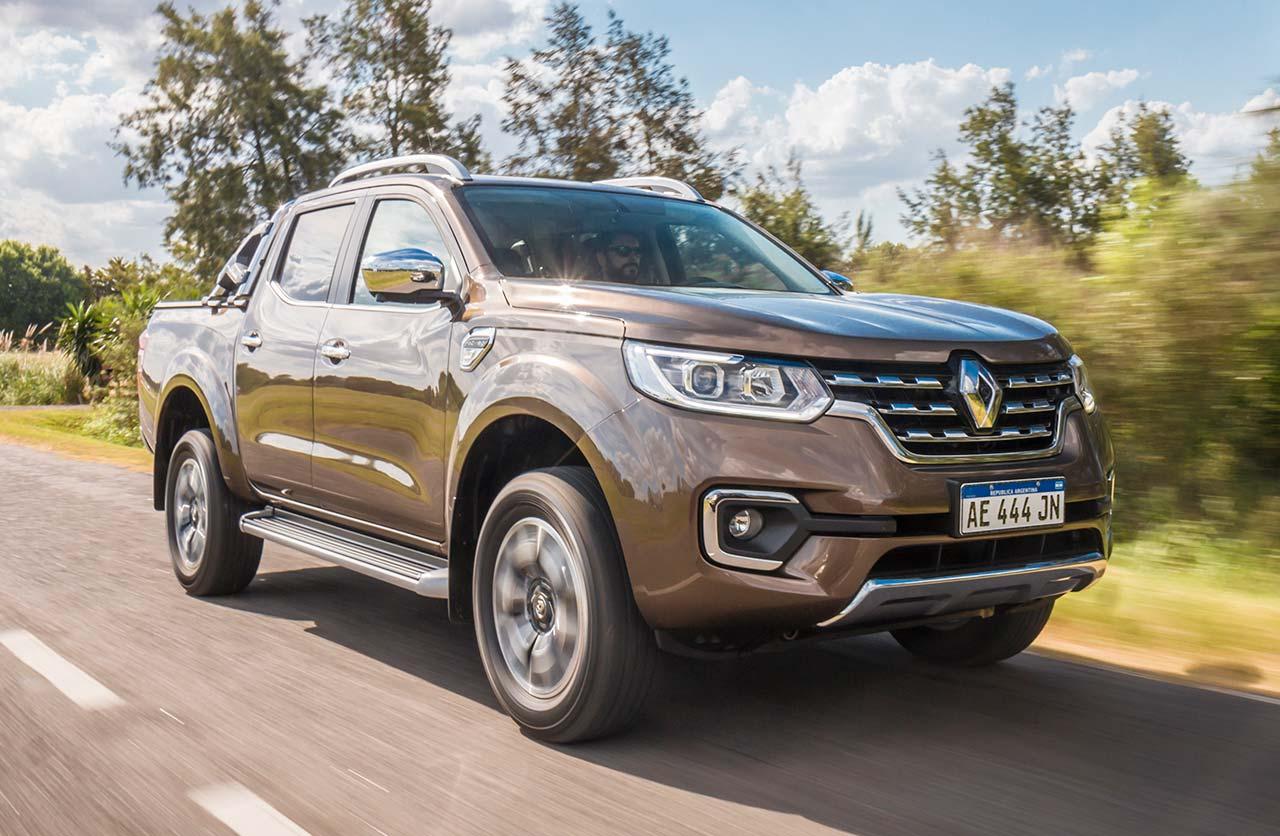 Renault Alaskan Iconic