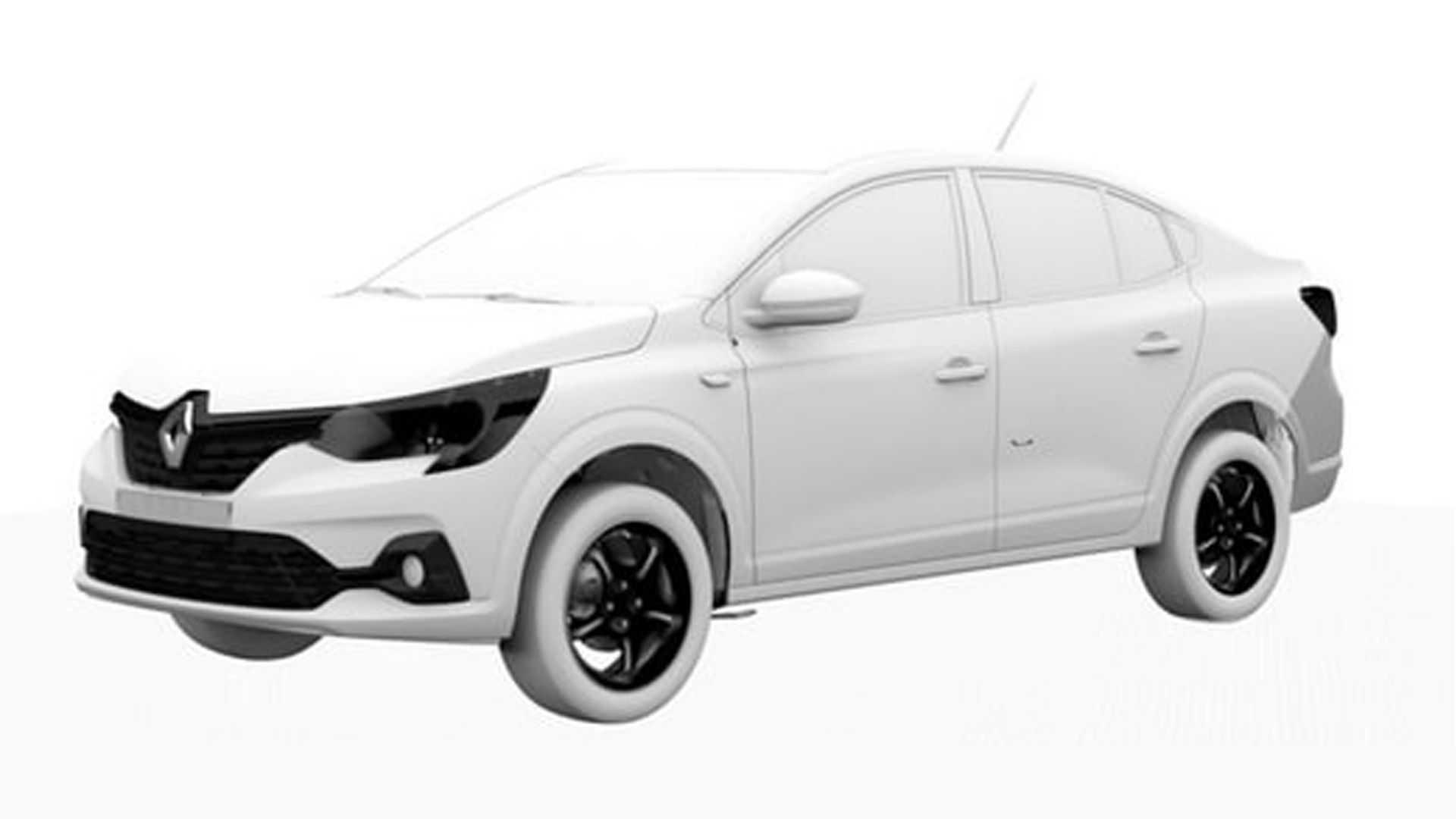 Renault Taliant patente